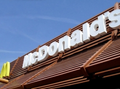 麦当劳餐饮连锁品牌