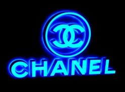 CHANEL品牌连锁形象墙立体字