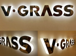 VGR通体发光字